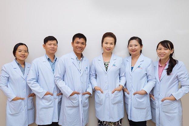Đội ngũ Y Bác sỹ bệnh viện mắt Phương Nam – Đối tác của Trung Mỹ